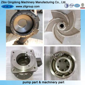 Sand Casting/ Investment Casting Pump Parts pictures & photos