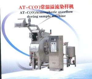 Atmospheric Overflow Dyeing Sample Machine