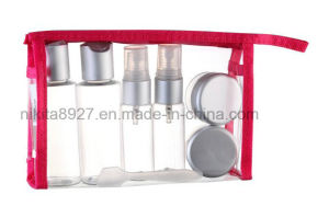 Plastic Travel Set, Sprayer Bottle and Jar (NTR04) pictures & photos