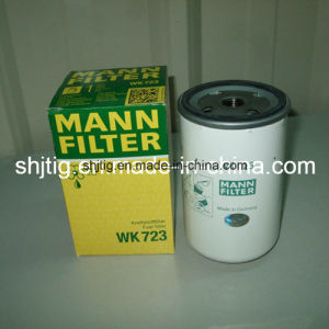 Mann Wk723 Fuel Filter for Volvo, Atlas Truck pictures & photos