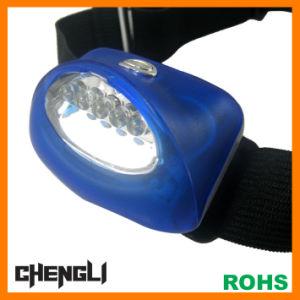 Chengli 5LED Maganet Head Light with 3PCS AAA Size Battery (LA260)