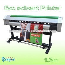 Indoor and Outdoor Eco Solvent Inkjet Printer pictures & photos