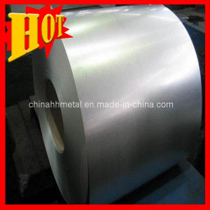 Gr2 Gr5 Titanium Foil with Thickness 0.03mm ASTM B265 pictures & photos