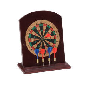 Throwing Darts Wooden Toys Wooden Game (CB2392) pictures & photos