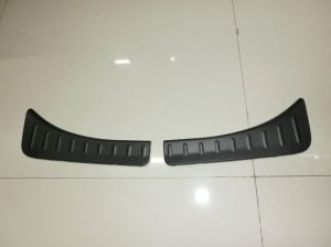 Injection Moulded Scuff Plate pictures & photos