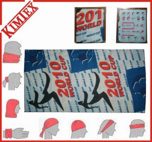 Fashion Azo Free Printing Tube Seamless Bandana pictures & photos