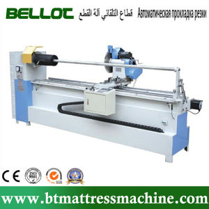 Automatic Deliveres Fabric or Cloth Roll Slitting Machine