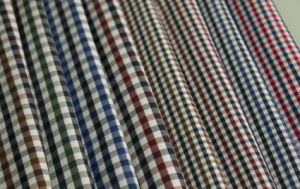 Various Checks Twill 60 Cotton 40 Polyester Fabric Shirting pictures & photos