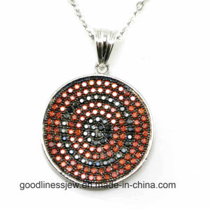 Special Design and Generous Style Jewelry Pendant Making New Design Round Pendant P4979 pictures & photos