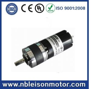 32mm High Torque 12volt 24 Volt DC Planetary Gear Motor for Sliding Gate pictures & photos