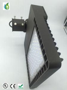 UL 40W 60W 80W 100W Mean Well Driver LED Parking Lot Light Area Light pictures & photos