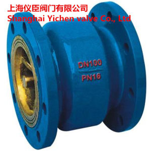 Silent Type Vertical Sewage Check Valve pictures & photos