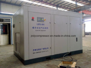 Stationary Water or Air Screw Compressor pictures & photos