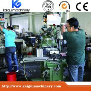 T Bar Forming Machine with Worm Gear Box From Real Factory pictures & photos