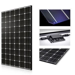 Wholesale Manufacturer Renewable Solar Power Solar Panel pictures & photos