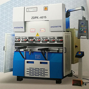 Zdpk Series Mini Type Conventional CNC Bending Machine pictures & photos