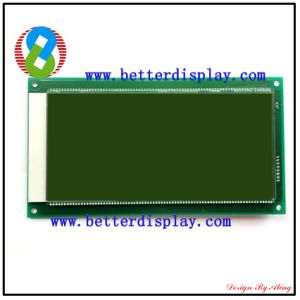 LCM LCD Screen LCD Display Stn Green Negative Monitor Touch LCD Panel pictures & photos