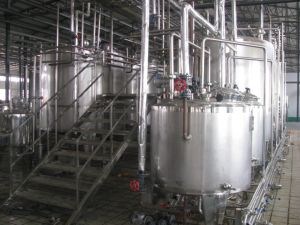 Full Automatic Complete Yogurt Processing Line From a-Z pictures & photos