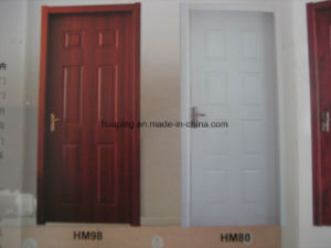 Melamine Door Skin/HDF Melmaine Door Skin pictures & photos