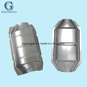 OEM Metal Stamping Parts for Catalytic Converter Shell pictures & photos