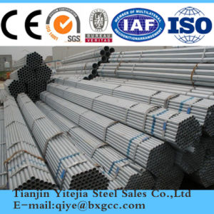 ERW Carbon Steel Pipe Manufacturer Q345b pictures & photos