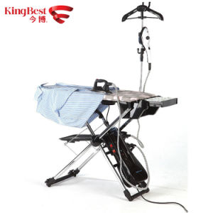 Height Adjustable Ironing Board with H Stand (KB-1980C) pictures & photos