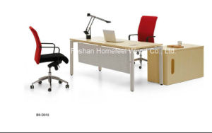 Modern and Simple Small Manager Desk Office Table (BS-D015) pictures & photos