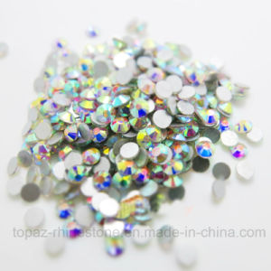 Ss20 Crystal Ab China Top Quality Non Hot Fix Rhinestone Strass for Shoes (FB-ss20 crystal ab) pictures & photos