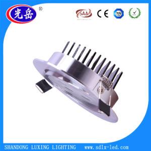 Aluminum+PC 3W/5W/7W/9W/12W/15W/18W LED Ceiling Light LED Downlight pictures & photos