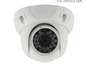 High Resolution 1.0MP Dome Surveillance Camera pictures & photos