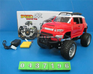 Newest Plastic RC Toy, 4CH Remote Control Toy Car (0437195) pictures & photos
