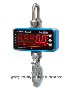 Ocs Crane Scale Hanging Scale Ocs-S1 100kg to 1ton pictures & photos