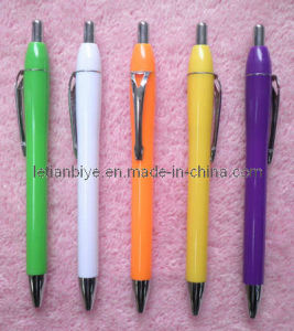 Plastic Ballpoint Pen, Promotional Pen (LT-C392) pictures & photos