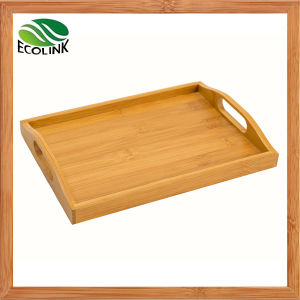 Customized Bamboo Tray / Serving Tray Bamboo Tableware pictures & photos