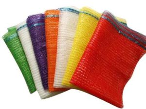 Plastic Protect Mesh Bag for Vegetables and Fruit Onion pictures & photos