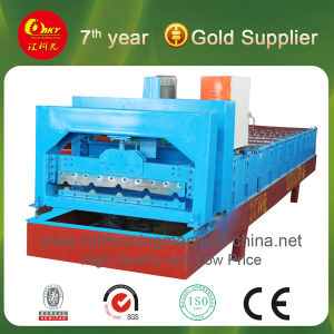 Glazed Roll Forming Machine with Color Steel pictures & photos