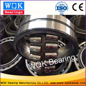 Wqk Bearing 24048 Cc/W33 Steel Cage Spherical Roller Bearing pictures & photos