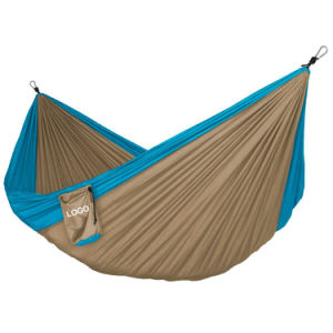 Lightweight Hiking Ripstop Nylon Hammock pictures & photos
