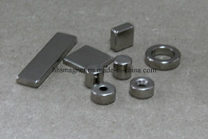 Industrial Magnets Neodymium Iron Boron pictures & photos