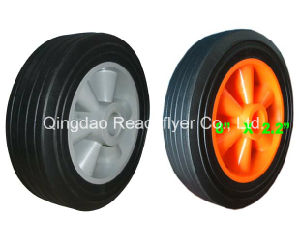 Powder Rubber Wheel pictures & photos