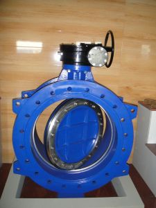 Butterfly Valve Ductile Iron pictures & photos
