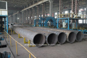 Longitudinal Welded Steel Structure Tube pictures & photos