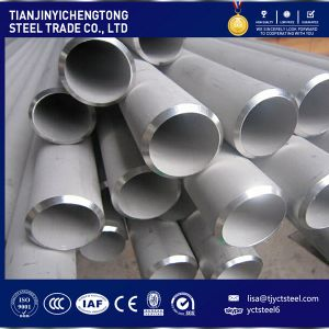 SUS304 Stainless Steel Tube Seamless Pipe / Welded Pipe pictures & photos