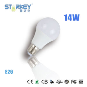 A19 A6014W SMD2835 LED Bulb Light