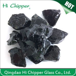 Hi Chipper Colored Glass Landscaping Rocks pictures & photos