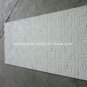 Fireproof Aston Mineral Fiber Stone Wall Panel for Building Decorative pictures & photos