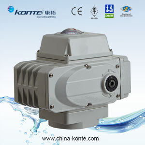 Rotary Electric Actuator in Ball Valve, Butterfly Valve, 220V AC/110V AC/380V AC/24V DC pictures & photos
