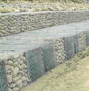 Anping Cock Hotsales Hexagonal Gabion Box pictures & photos