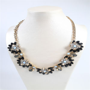 New Design Blue Tone Fashion Necklace Earring Ring Bracelet Jewelry Set pictures & photos