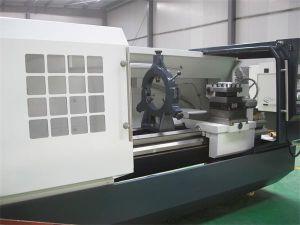 Siemens 808d Controller CNC Lathe Price (CK6163E) pictures & photos